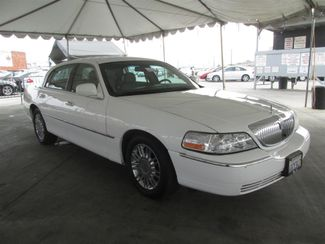 2008 Lincoln Town Car Limited Gardena, California 3