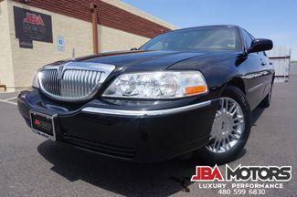 2008 Lincoln Town Car Signature L Sedan LWB | MESA, AZ | JBA MOTORS in Mesa AZ