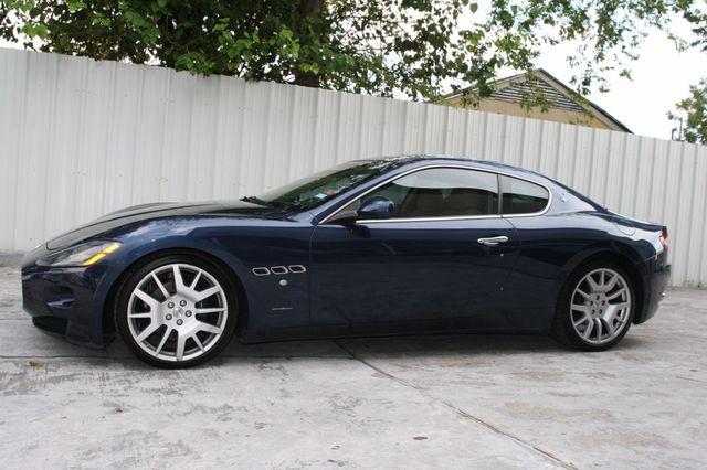 2008 Maserati GranTurismo Houston, Texas 2