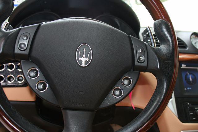2008 Maserati GranTurismo Houston, Texas 23