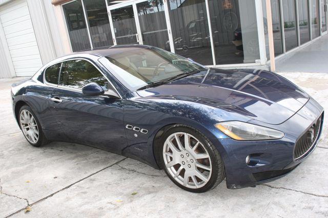 2008 Maserati GranTurismo Houston, Texas 3