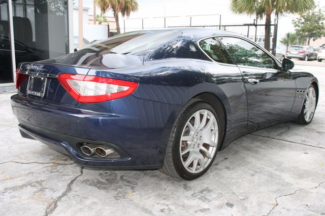 2008 Maserati GranTurismo Houston, Texas 4