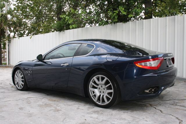 2008 Maserati GranTurismo Houston, Texas 8
