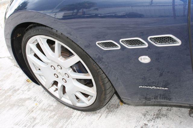 2008 Maserati GranTurismo Houston, Texas 9