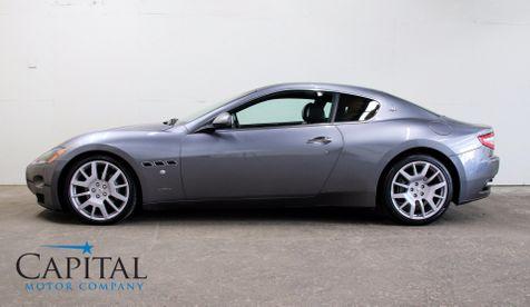 2008 Maserati GranTurismo V8 Coupe w/20