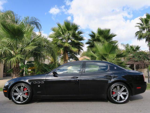 2008 Maserati Quattroporte Sport GT S in Houston Texas