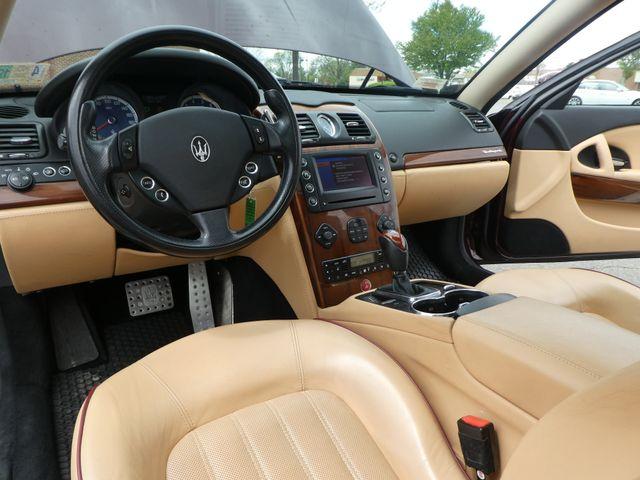 2008 Maserati Quattroporte Executive GT M139 Leesburg, Virginia 12