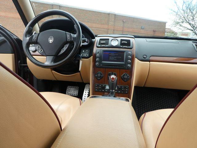 2008 Maserati Quattroporte Executive GT M139 Leesburg, Virginia 13