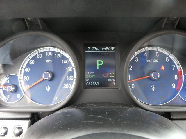 2008 Maserati Quattroporte Executive GT M139 Leesburg, Virginia 18