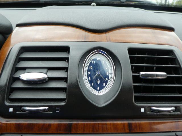 2008 Maserati Quattroporte Executive GT M139 Leesburg, Virginia 19