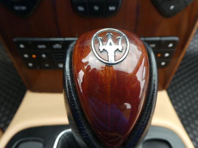 2008 Maserati Quattroporte Executive GT M139 Leesburg, Virginia 22