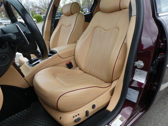2008 Maserati Quattroporte Executive GT M139 Leesburg, Virginia 23