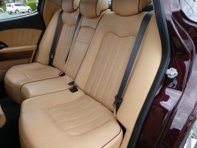 2008 Maserati Quattroporte Executive GT M139 Leesburg, Virginia 24