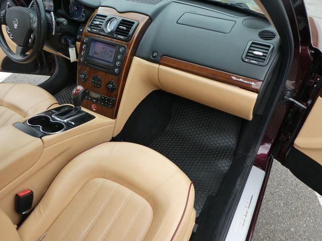 2008 Maserati Quattroporte Executive GT M139 Leesburg, Virginia 26