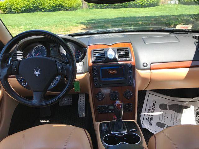2008 Maserati Quattroporte Executive GT M139 Leesburg, Virginia 34