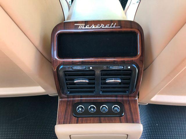 2008 Maserati Quattroporte Executive GT M139 Leesburg, Virginia 35