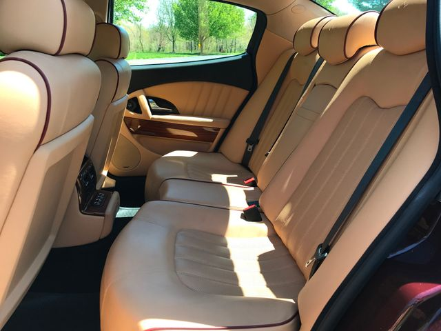2008 Maserati Quattroporte Executive GT M139 Leesburg, Virginia 36