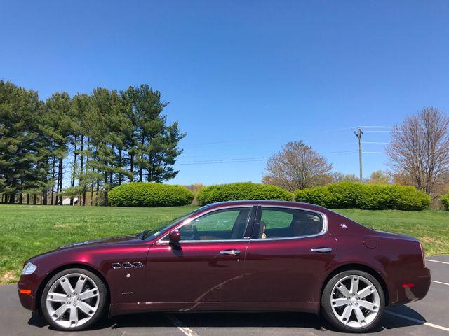 2008 Maserati Quattroporte Executive GT M139 Leesburg, Virginia 4