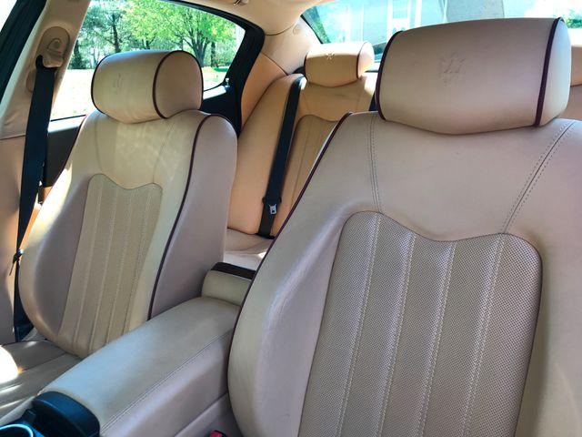 2008 Maserati Quattroporte Executive GT M139 Leesburg, Virginia 40