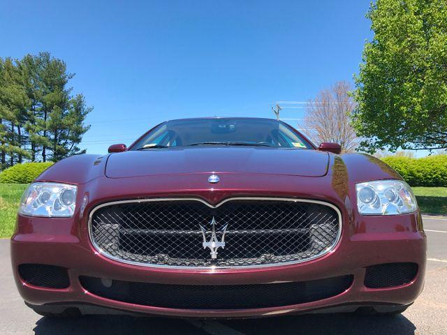 2008 Maserati Quattroporte Executive GT M139 Leesburg, Virginia 6