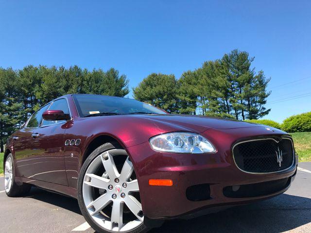 2008 Maserati Quattroporte Executive GT M139 Leesburg, Virginia 1
