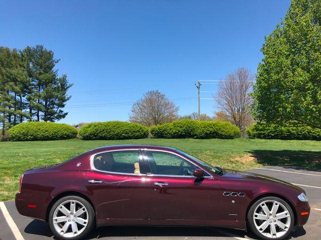 2008 Maserati Quattroporte Executive GT M139 Leesburg, Virginia 5