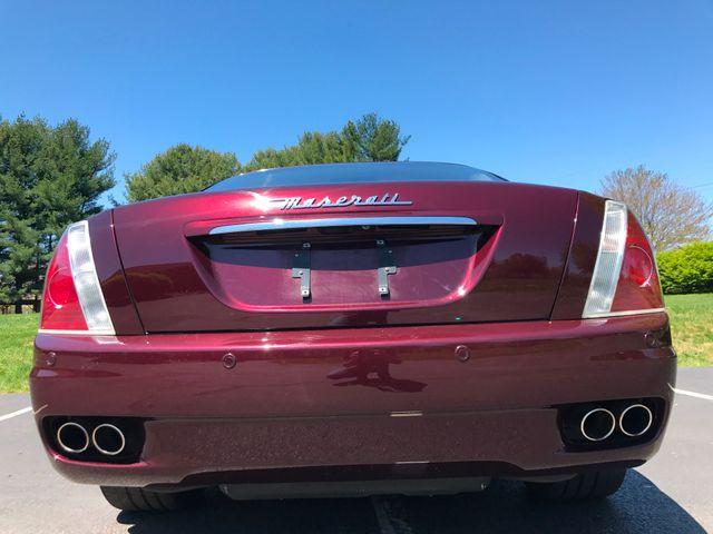 2008 Maserati Quattroporte Executive GT M139 Leesburg, Virginia 7