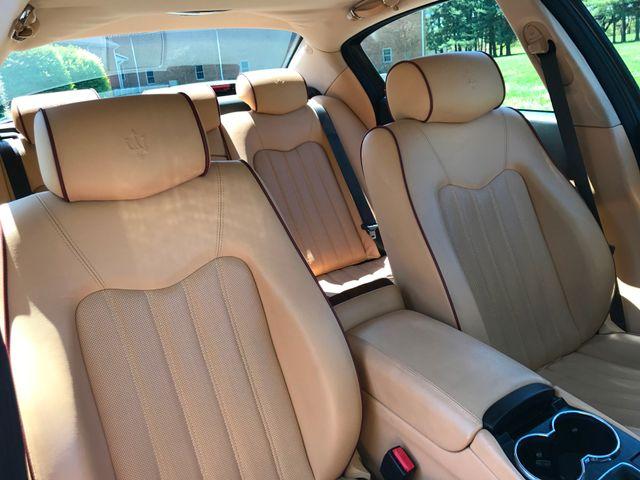2008 Maserati Quattroporte Executive GT M139 Leesburg, Virginia 29