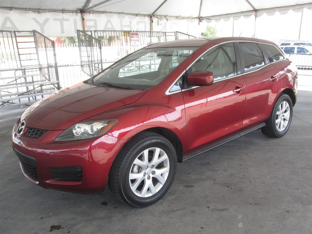 2008 Mazda CX-7 Sport This particular Vehicles true mileage is unknown TMU Please call or e-ma