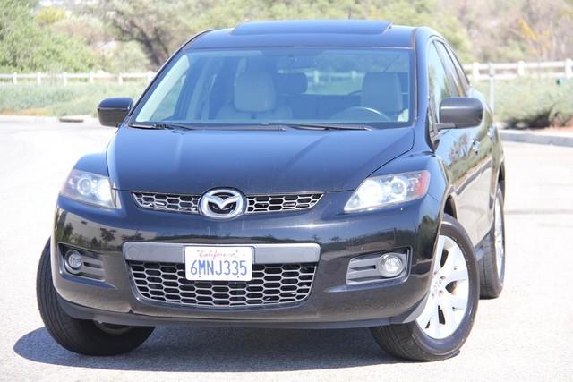 2008 Mazda CX-7 Grand Touring Santa Clarita, CA 4