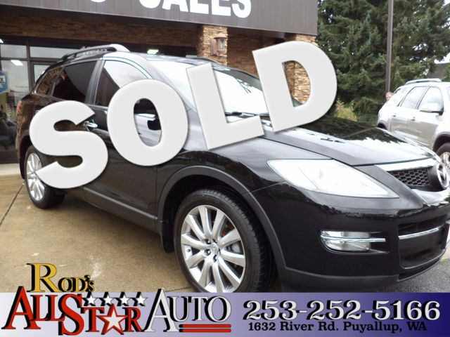 2008 Mazda CX-9 Grand Touring  VIN JM3TB38A680131023 74k miles  AMFM CD Player Anti-Theft