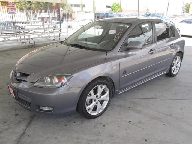 2008 Mazda Mazda3 s Sport Please call or e-mail to check availability All of our vehicles are a