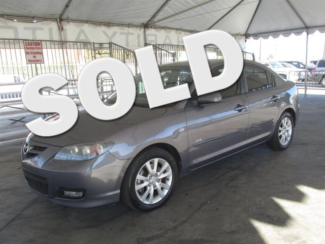2008 Mazda Mazda3 s Sport Ltd Please call or e-mail to check availability All of our vehicles