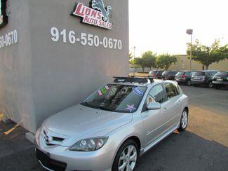 2008 Mazda Mazda3  Manual  s Touring *Ltd Avail* Sacramento, CA