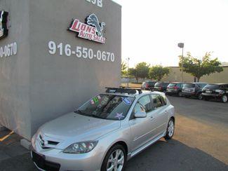 2008 Mazda Mazda3  Manual  s Touring *Ltd Avail* Sacramento, CA 1