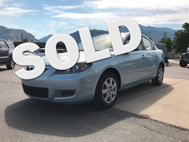 2008 Mazda Mazda3 Man i Sport *Ltd Avail* Ogden, Utah 0