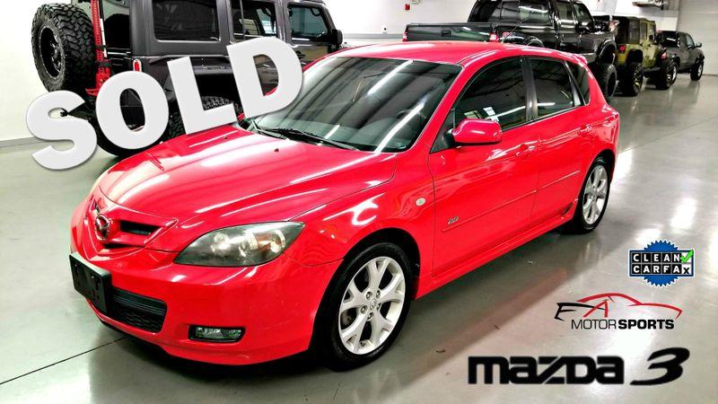 2008 Mazda Mazda3 MANUAL CLEAN CARFAX s Touring 5-SPEED | Palmetto, FL | EA Motorsports in Palmetto FL