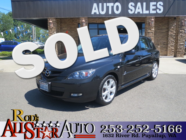 2008 Mazda Mazda3 s Sport The CARFAX Buy Back Guarantee that comes with this vehicle means that yo