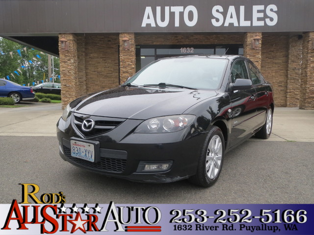 2008 Mazda Mazda3 s Sport Ltd The CARFAX Buy Back Guarantee that comes with this vehicle means th
