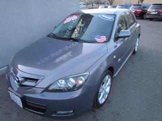 2008 Mazda Mazda3 s Sport *Ltd Avail* Sacramento, CA 3