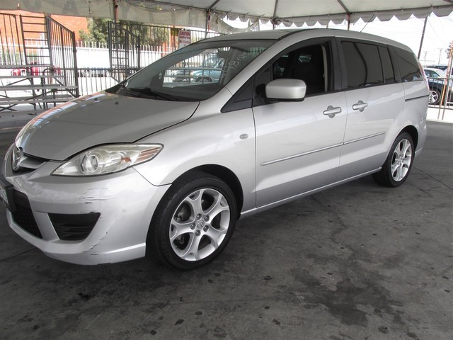 2008 Mazda Mazda5 Sport This particular Vehicle comes with 3rd Row Seat Please call or e-mail to