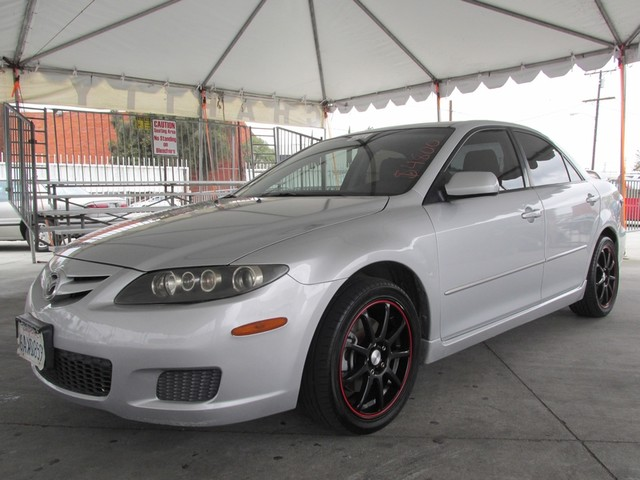 2008 Mazda Mazda6 i Sport VE Please call or e-mail to check availability All of our vehicles are