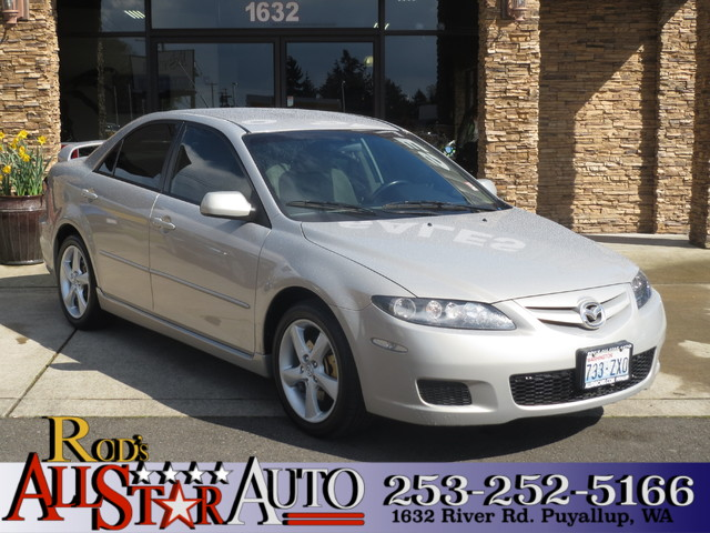 2008 Mazda Mazda6 i Sport VE The CARFAX Buy Back Guarantee that comes with this vehicle means that