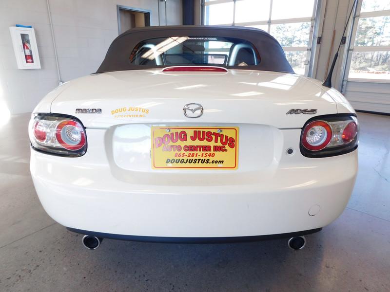 2008 Mazda MX-5 Miata Sport  city TN  Doug Justus Auto Center Inc  in Airport Motor Mile ( Metro Knoxville ), TN