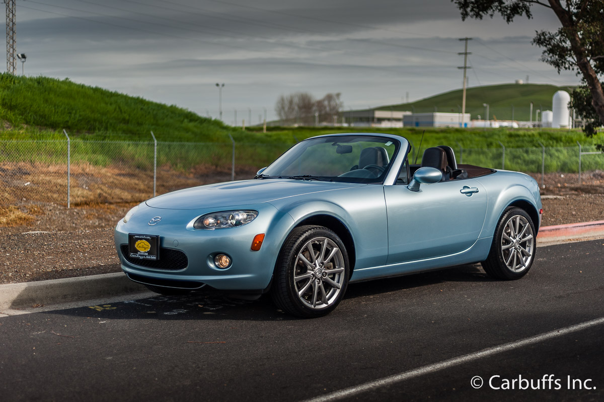 2008 mazda mx 5 miata special edition concord ca 94520. Black Bedroom Furniture Sets. Home Design Ideas