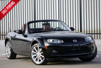 2008 Mazda MX-5 Miata Grand Touring* Htd Sts* Saddle Lthr* EZ Finance** | Plano, TX | Carrick's Autos in Plano TX