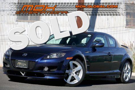 2008 Mazda RX-8 Sport - Manual - Appearance pkg - Spoiler in Los Angeles