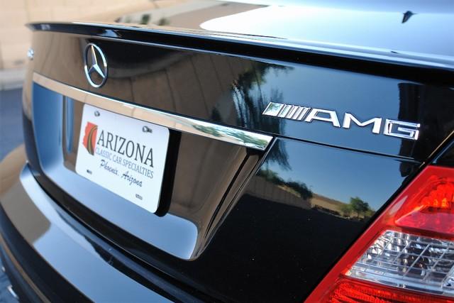 2008 Mercedes-Benz C Class C63 AMG Phoenix, AZ 3