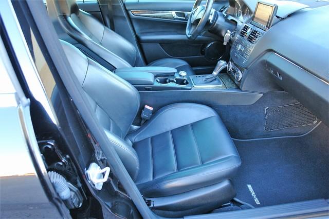 2008 Mercedes-Benz C Class C63 AMG Phoenix, AZ 36