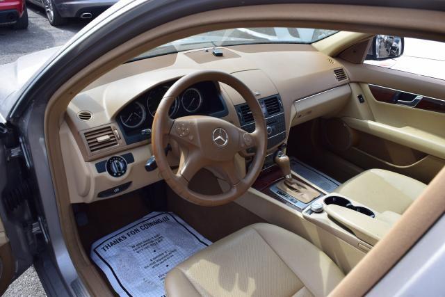 2008 Mercedes-Benz C-Class C300 4MATIC Sport Sedan Richmond Hill, New York 11